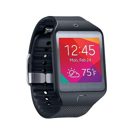 samsung galaxy gear 2 neo smart for galaxy series charcoal black ebay