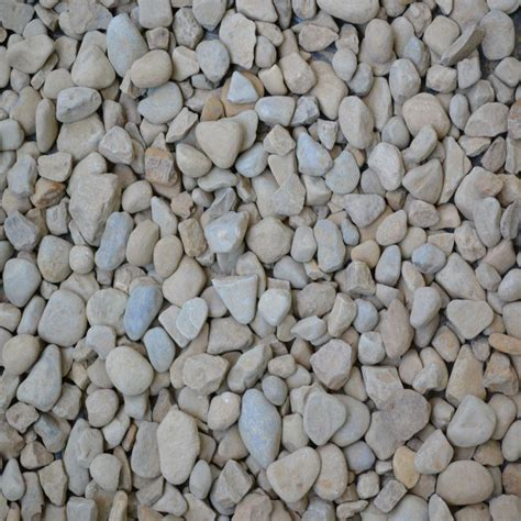 15 yards bulk pond pebble st57wg15 the home depot