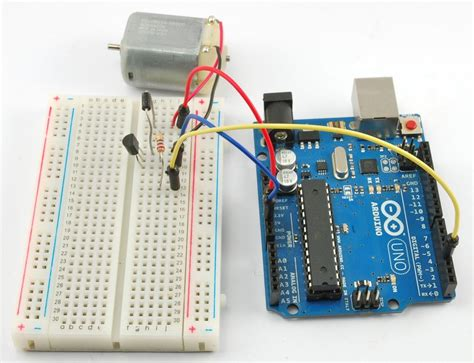 arduino code for dc motor arduino code arduino lesson 13 dc motors adafruit