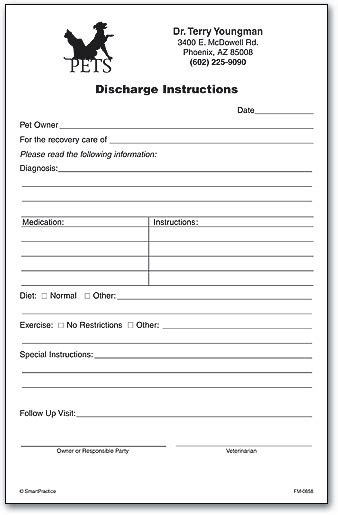 Consent Forms Smartpractice Veterinary Veterinary Surgery Consent Form Template