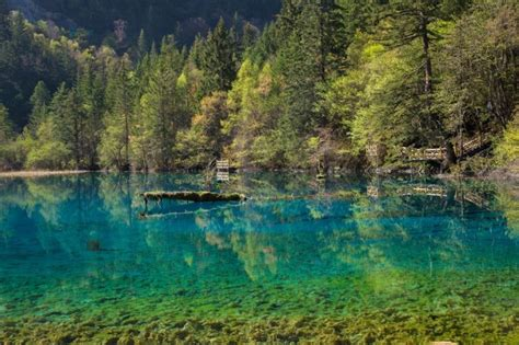 clearest lake in china facts 10 beautiful national parks in china