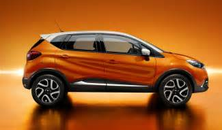 Auto Renault Captur Renault Captur Officially Revealed Autoevolution