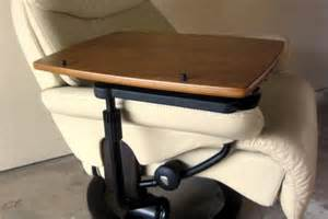 Computer Table N Chair Ekornes Stressless Computer Laptop Pc Table Desk Recliner