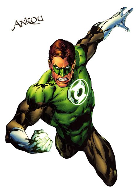 Green Latern Dc Comic my top ten favorite dc comics characters away with words
