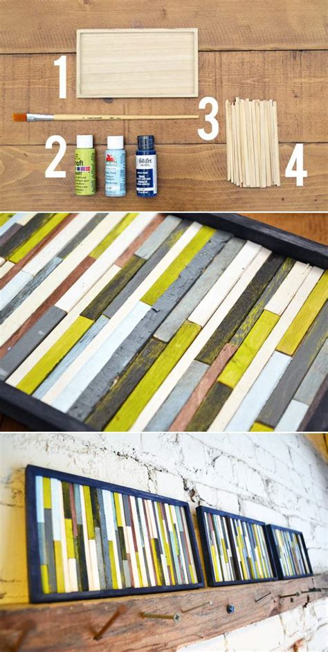 inexpensive wall 8 cheap wall ideas