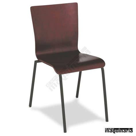 silla bar hosteler 237 a 1r46ma apilable silla madera de haya