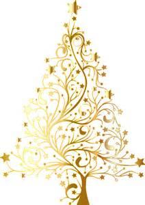 weihnachtsbaum gold clipart starry tree gold no background