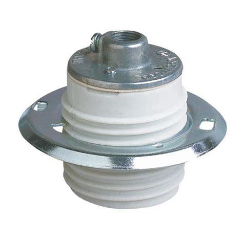 threaded light socket ring westinghouse porcelain threaded socket with ring