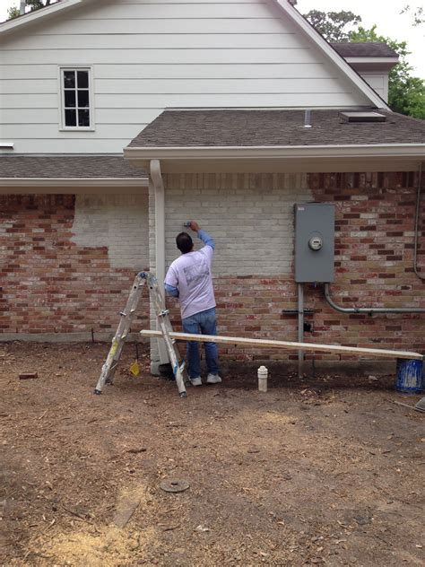 lime wash paint exterior how to lime wash exterior brick newhairstylesformen2014