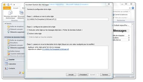 message absence bureau outlook outlook comment configurer un message d absence clubic