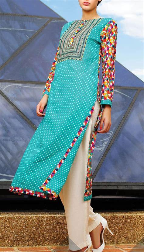 design dress lown 2015 ladies summer kurti latest designs tunics trends 2017 2018