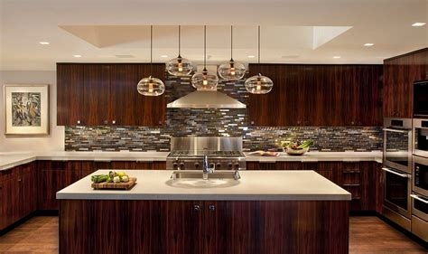kitchen bar lighting ideas kitchen contemporary with wood