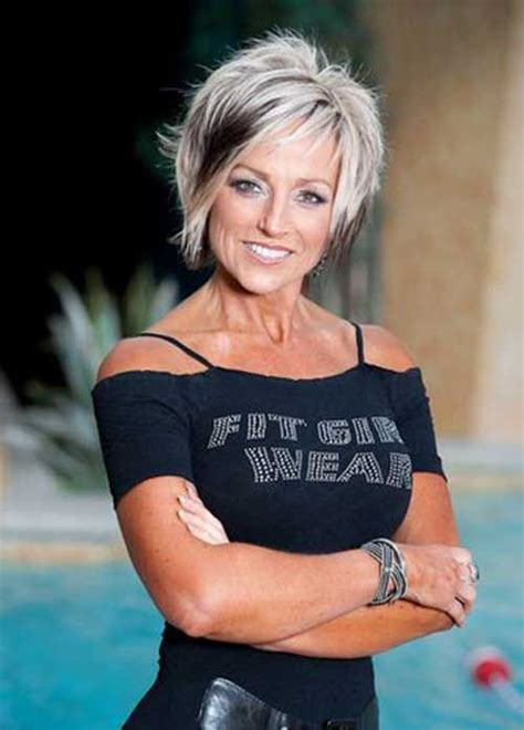 short hairstyles for ordinary women over 50 25 best ideas about edgy short haircuts on pinterest
