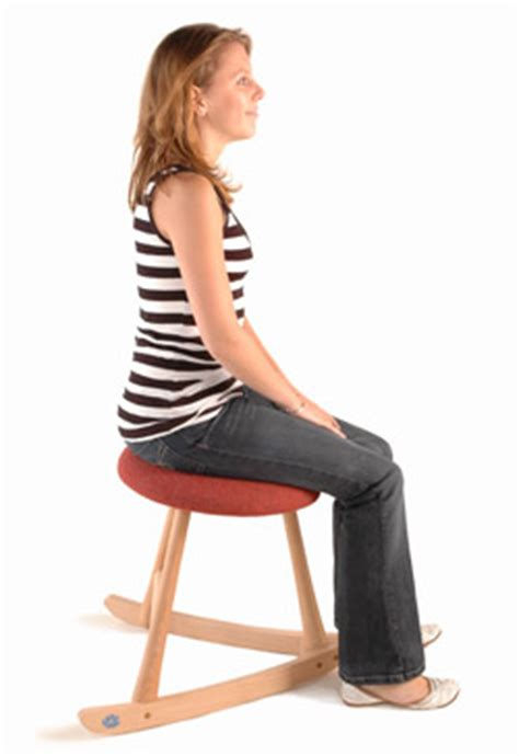 Sit In A Chair Or Sit On A Chair by Kneeling Chairs Why The Wave Stool Is Better For Knees