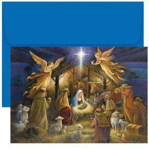 beautiful religious christmas holy scene religious christmas cards  christmas