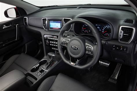 interior kia sportage 2016 kia sportage on sale in australia from 28 990