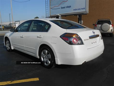 2010 Nissan Altima S by 2010 Nissan Altima 2 5 S