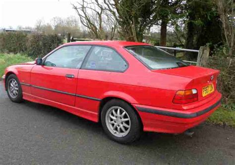easy bay bmw bmw 1997 318 is coupe future classic mot june 2016