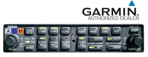 garmin gma  audio panel  basic harness