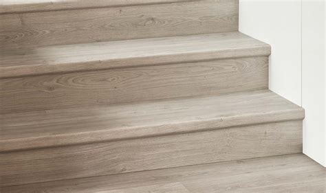 Installing laminate, vinyl or wood on your stairs   Quick
