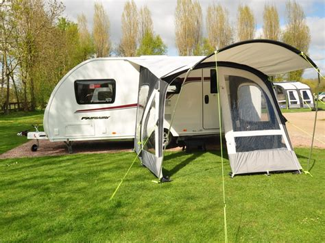 caravan awning reviews ka fiesta air pro 280 practical caravan