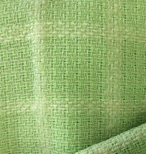 Voilage Rideau Au Metre by Rideau Voilage Tissu Au Metre Vert Anis Vente De