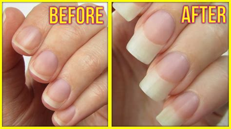 5 ways to grow your nails fast makeup