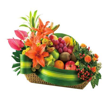 imagenes de flores y frutas hermosos arreglos frutales