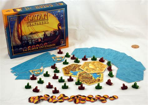 Catan Explorers And Expansion Board expansion the settlers of catan seafarers 5 6 players exp
