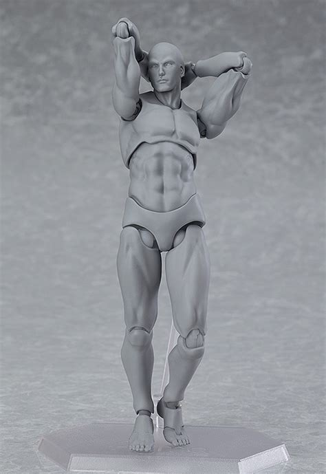 New Maxfactory Figma Archetype He She Skeleton Color Wf Limited Doll M figma archetype next he gray color ver