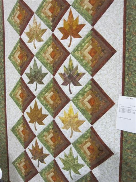 Maple Leaf Quilts by Log Cabin Block And Maple Leaf Quilts Log Cabin And