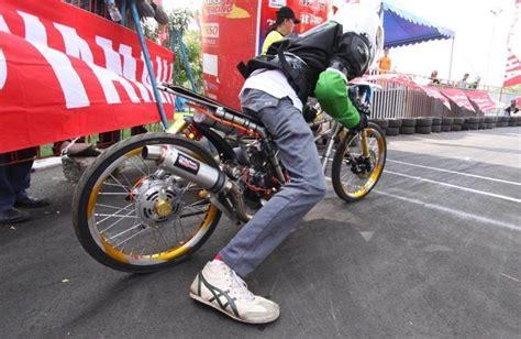 anak racing kata kata drag bike kumpulan kata