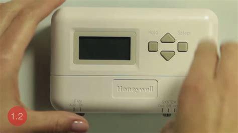 Wi Fi Smart Thermostat (RTH9580WF)   Honeywell