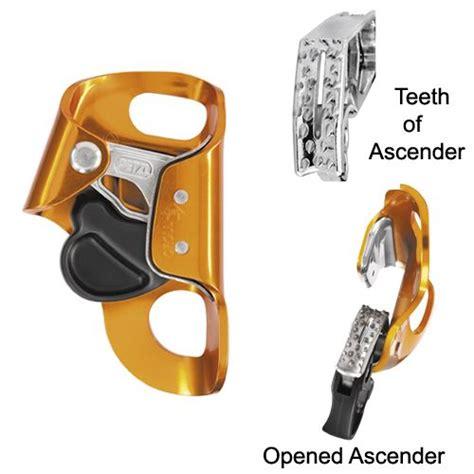 Ascender Croll Petzl petzl croll chest ascender device toothed croll chest ascender alpin