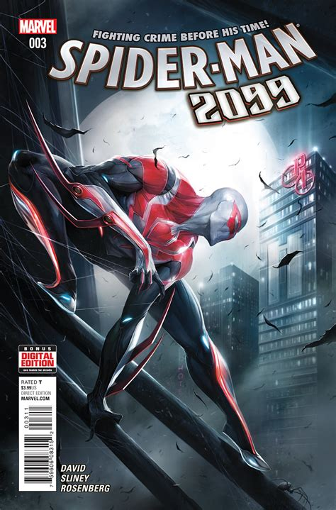to ru vol 3 4 spider 2099 vol 3 3 marvel database fandom powered