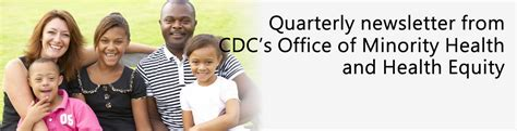 Office Of Minority Health by Minority Health And Health Equity Cdc