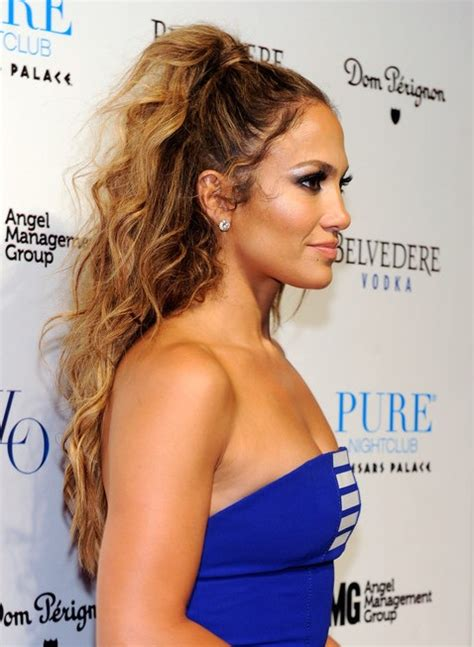 jlo hairstyles 2013 jennifer lopez tousled long curly hairstyle 2013 popular