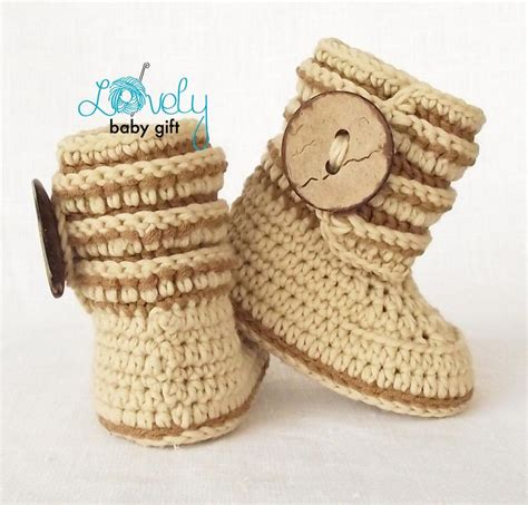 crochet pattern uggs baby boots ugg baby boots crochet pattern