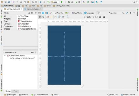 android studio layout editor tutorial design your way through 2 8 million android apps web