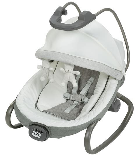 graco duet soothee swing rocker graco duet oasis swing with soothe surround technology davis