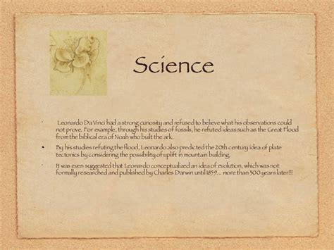 Leonardo Da Vinci Ppt Leonardo Da Vinci Powerpoint