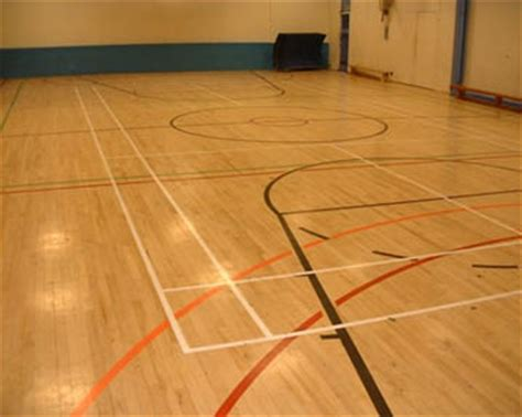 Wooden Flooring Sanding And Sealing by Sports And Gymnasium Wood Floor Sanding And Sealing