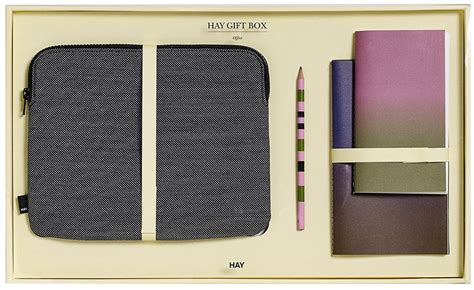 Hay Gift Boxes A Dream Gift Set For Scandi Design Lovers
