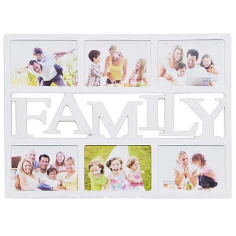 family wall photo frames multi photoframe family frames collage picture