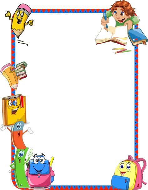 imagenes animadas escolares marco animado buscar con google super bordes y marcos