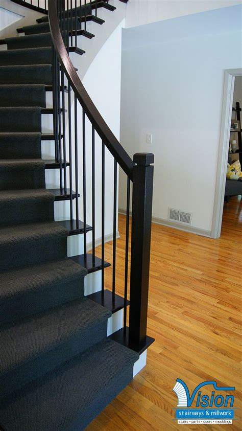 Stair Rail Return 35 Best Images About Vision Stairways And Millwork On