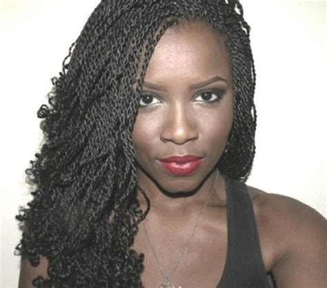 double hair strand two strand twists with extensions multicultural