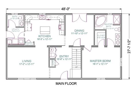 simple house plans 4 bedroom simple house plans bedrooms with ideas photo 4 bedroom mariapngt luxamcc