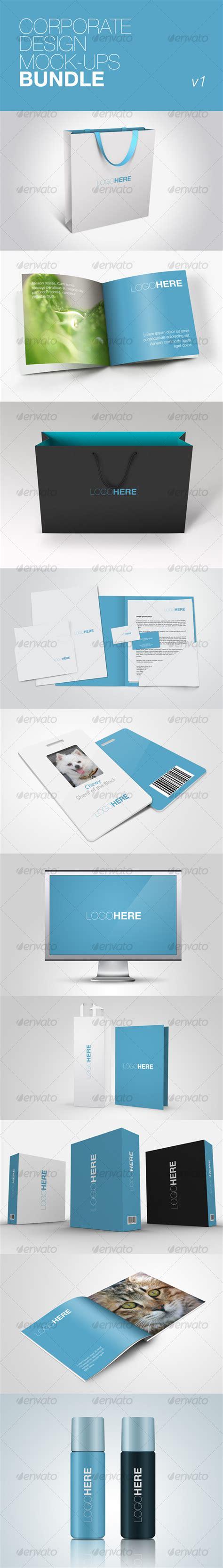 mockup graphic design definition corporate design mock ups bundle v1 graphicriver