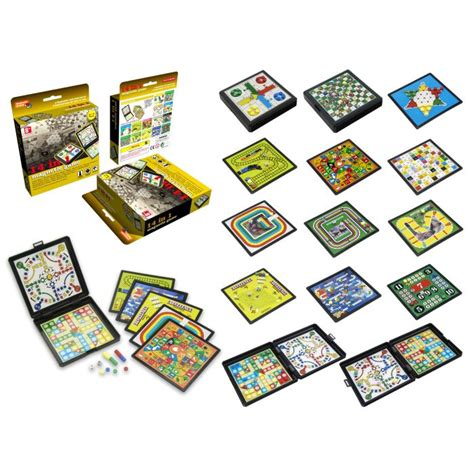 Magnetic Board Chess Mainan Anak Board Best Product magnetic travel board set of 4 chess ludo snakes and ladders draughts medmind co uk